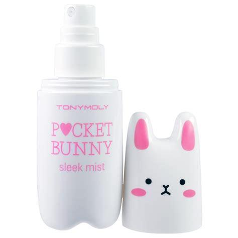 Harga Tony Moly Pocket Bunny Sleek Mist tonymoly pocket bunny sleek mist blueberry cosmetics