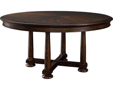 dining tables round dining table thomasville furniture