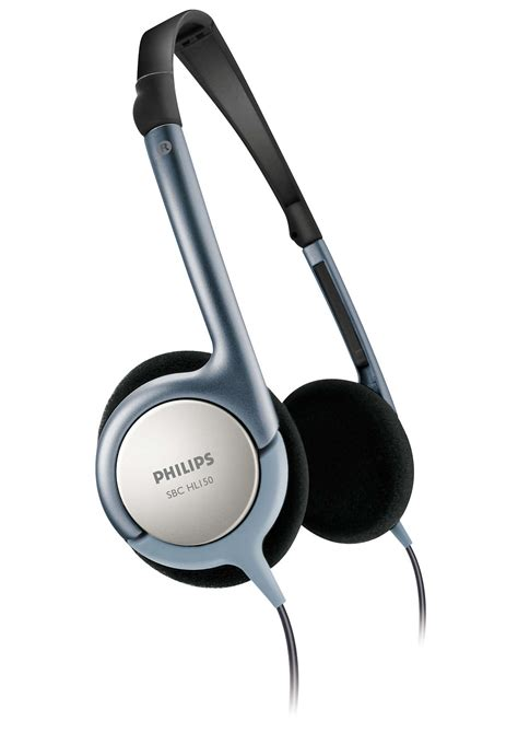 Headset Philips lightweight headphones sbchl150 28 philips