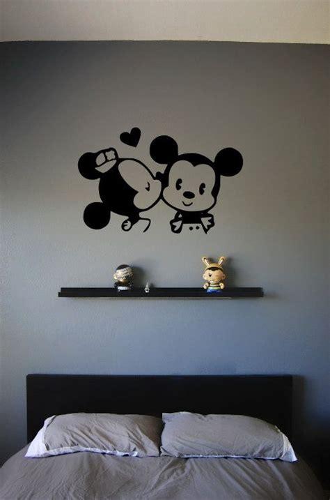 mickey mouse bedroom stickers mickey room ideas design dazzle