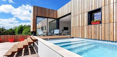 piscine moderne design