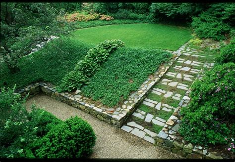 Steep Slope Garden Ideas How To Turn A Steep Backyard Into A Terraced Garden