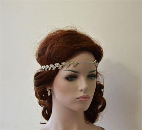 7 Must Hair Accessories For by Rhinestone Headband Wedding Hair Accessory Wedding