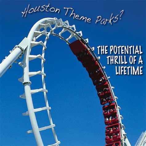 theme park houston houston we have a potential theme park uhcl the signal