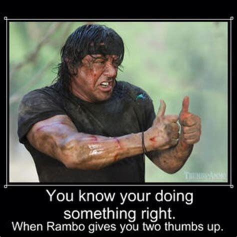 Rambo Meme - meme center collin s snider profile