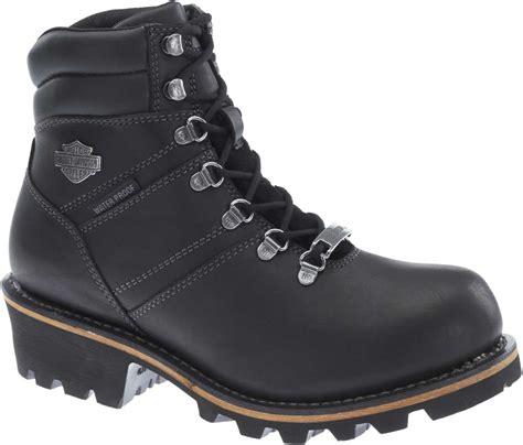 mens waterproof motorcycle boots harley davidson men s ladson waterproof motorcycle boots