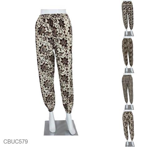 Pgp Celana Santai Motif Celana Aladin Murah Celana Wanita celana aladin motif sogan batangan celana rok muslim