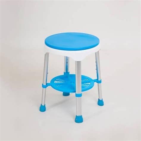 Buy Shower Stool by Atlantis Swivel Seat Shower Stool Buy Cheaply At