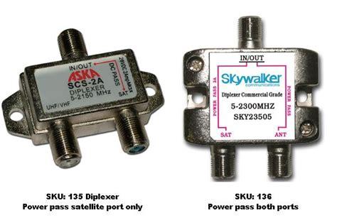 electronics antenna diplexer