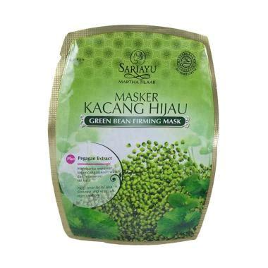 Masker Sariayu Untuk Kulit Berjerawat jual sariayu masker kacang hijau harga kualitas