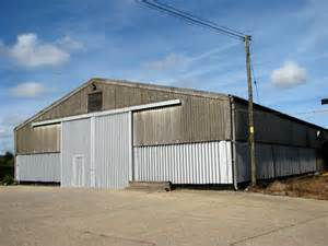 large agricultural shed 169 simak geograph britain