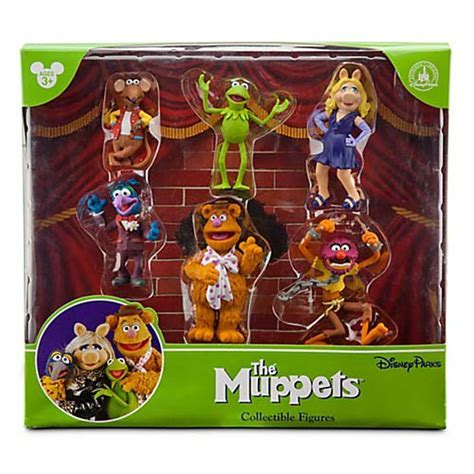 Your WDW Store   Disney Figurine Set   The Muppets