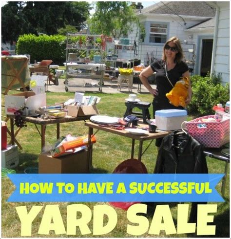 Up After Garage Sale by How To A Successful Yard Sale Friend Had A Sale