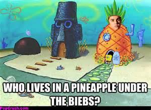 Spongebob Squarepants Memes - justin bieber memes post these on your facebook