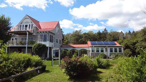 Maine Home And Design Peaks Island Peaks Island Maine Solar Projects Revision Energy