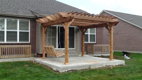 pdf diy free standing pergola plans download plans for