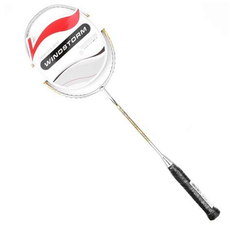 Raket Lining Windstorm 650 li ning windstorm 650 badminton store