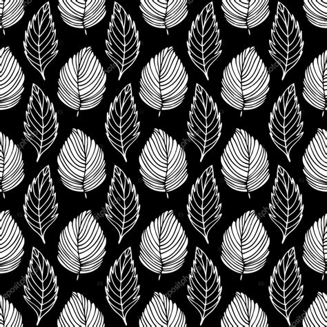 pattern theme photography vintage style seamless background pattern with leafs