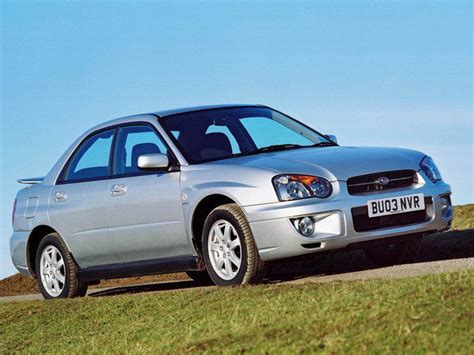 2004 Subaru Impreza Sedan Car Review Top Speed