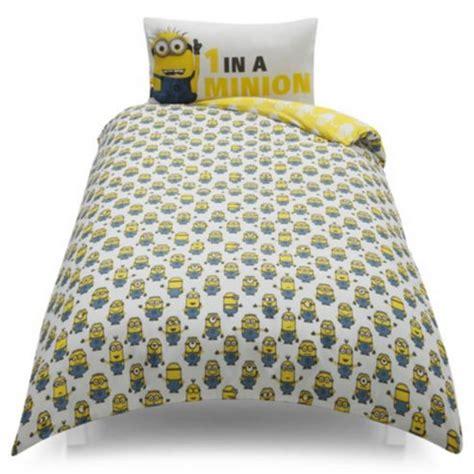 minion bedding new despicable me minions single duvet quilt cover bedding