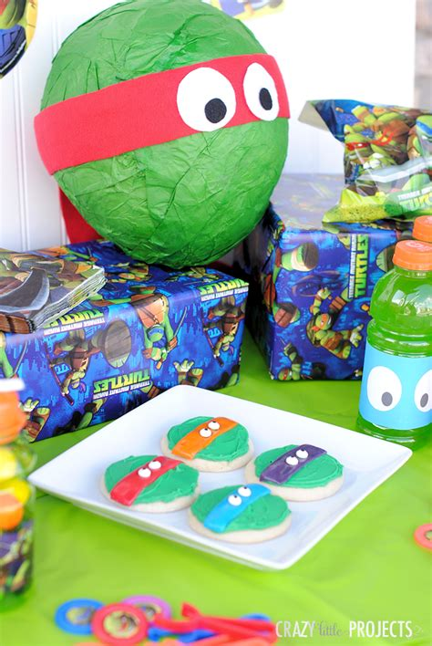 ninja turtle themed birthday party fun teenage mutant ninja turtle party ideas dude