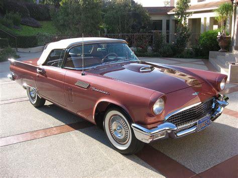 fab wheels digest fwd ford thunderbird st generation
