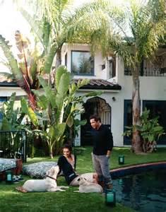 Model Home Bedrooms jessica alba house