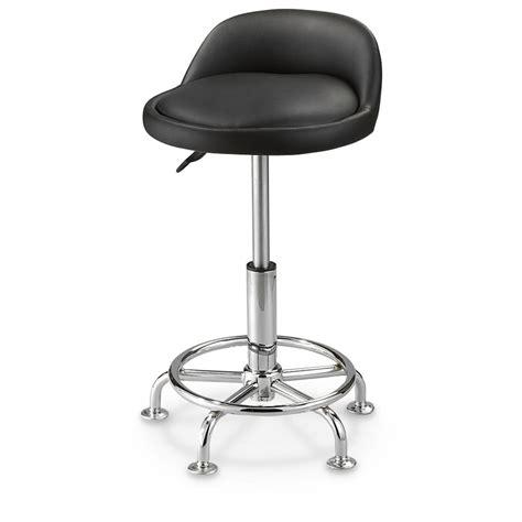 heavy duty stool iit heavy duty pneumatic shop stool 621064 carts