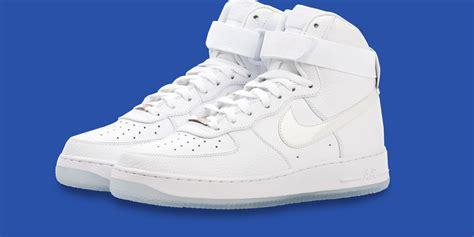 nike air 1 white high tops