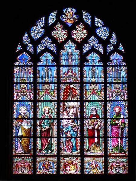 imagenes vidrieras goticas arquitectura g 243 tica artaula
