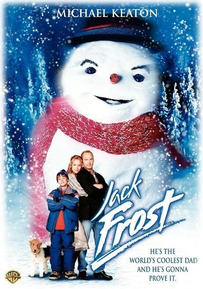 film elsa and jack frost jack frost movie review film summary 1998 roger ebert