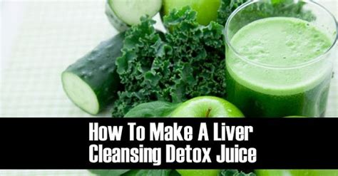 How To Make A Liver Detox Juice by Hello My Name Is Healthy Liver Detox Juice