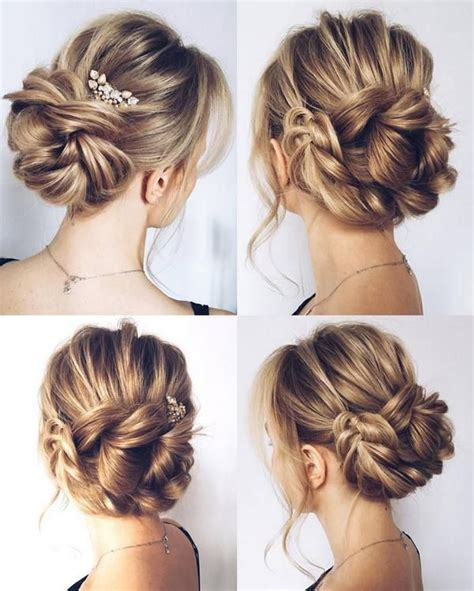 Bridesmaid Hairstyles Updo by 25 Best Ideas About Wedding Updo On Wedding