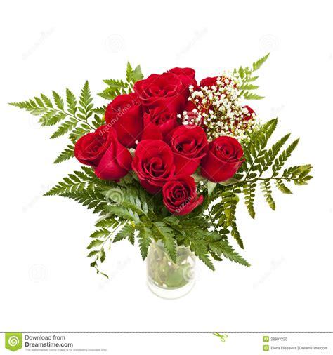 imagenes de rosas frescas ramo de rosas rojas frescas foto de archivo imagen 28803220