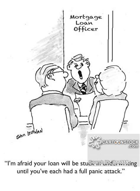 in house underwriting mortgage mortgage cartoons and comics funny pictures from cartoonstock
