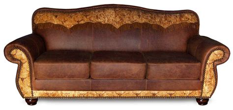 western style sofas 1000 images about decor leather rustic western furniture