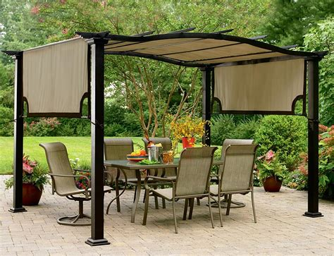 backyard gazebo ideas corner