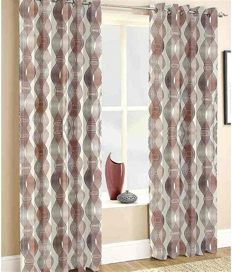 contemporary curtain fabric fabric nation brown contemporary polyester door curtain