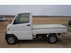 Mini Truck Mitsubishi 1999 Mitsubishi Minicab Mini Kei Truck Right Drive