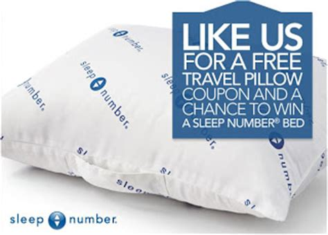 Walgreens Travel Pillow by Free Sleep Number Travel Pillow Norcal Coupon Gal