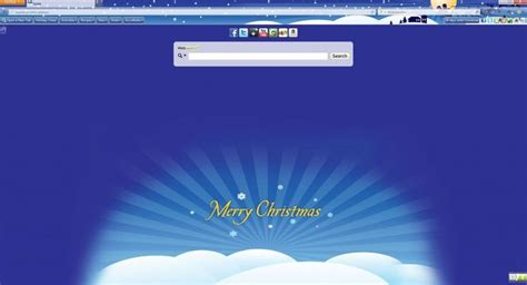 mozilla themes christmas 17 best images about firefox christmas themes on pinterest