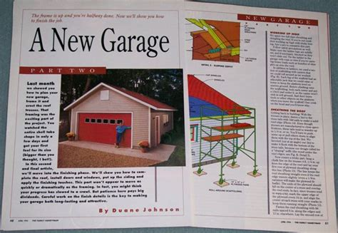 free 2 car garage plans free simple 2 car garage plans woodworking projects plans