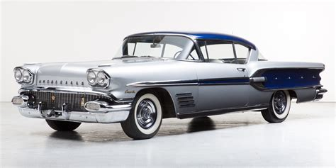 classic buick cars 57 buick 58 bonneville set pace at american classic car