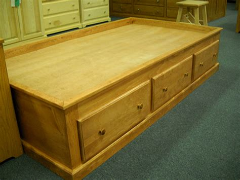 pine platform bed shaker furniture of maine 187 pine platform storage bed
