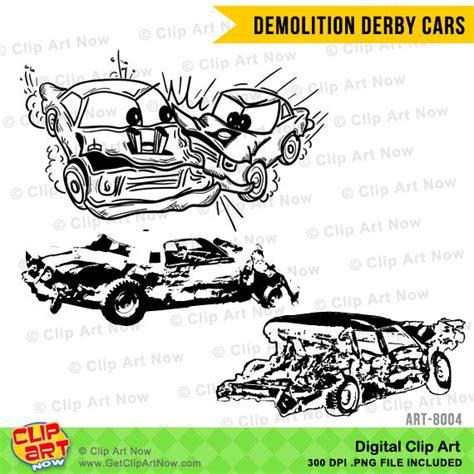 coloring pages demolition derby cars demolition derby car clipart 16