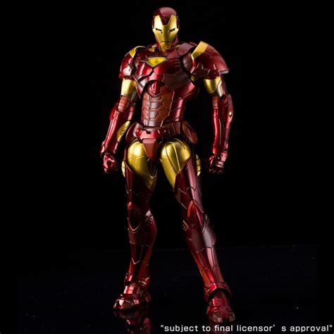 sentinel iron extremis armor re edit figure the