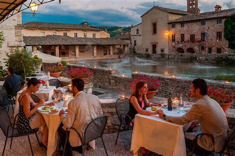 terme di bagno vignone the thermal baths of bagno vignoni relax and wine tastings