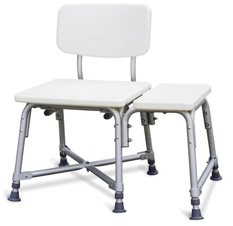padded shower transfer bench non padded bariatric transfer bench careway wellness center