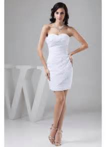 cocktail wedding dresses buy white cocktail dresses honeybuy page 2