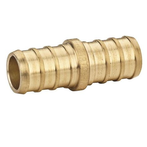 1 2 in pex fitting coupling valve uv63102 the home depot